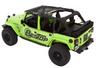 Bestop 52405-11 Retractable Sunshade for Jeep Wrangler JK 2007-2018