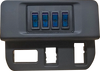 S-TECH Switch System STC-4SW 4 Switch System for Jeep Wrangler JK, JL, TJ/LJ, Toyota 4 Runner & Tacoma | Toyota Tacoma Switch