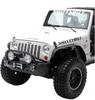 Smittybilt 76806 XRC Front Winch Bumper for Jeep Wrangler JK 2007-2018