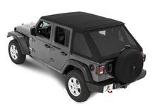 Bestop 56863-35 TrekTop NX Soft Top for 4 Door Jeep Wrangler JL 2018+