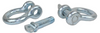 "Fishbone Offroad FB21037 3/4"" D-Ring Pair"
