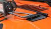 Fishbone Offroad FB21066 Hood Light Mount Brackets for Jeep Wrangler JK 2007-2018