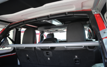 Rock Hard 4x4  RH-90704 Rear Bench Harness Bar for Jeep Wrangler JL 4 Door 2018+