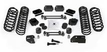 "TeraFlex 1402002 4.5"" Coil Spring Base Lift Kit | No Shocks for Jeep Wrangler JL 2 Door 2018+"