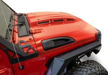 Dv8 Offroad HDMBJL-01 Heat Dispersion Hood for Jeep Wrangler JL 2018+