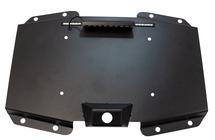 Kentrol 80718 Backside License Plate Mount with LEDs for Jeep Wrangler JL 2018+