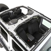 Smittybilt 472101 Neoprene Seat Covers for Jeep Wrangler JL 4 Door 2018+