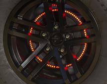 Rugged Ridge 3rd Brake Light LED Ring (Wrangler JL 2018+)