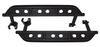Fishbone Offroad FB23084 Step Slider for Jeep Wrangler JL 2 Door 2018+