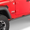 N-Fab JK182RKR Rock Rails for Jeep Wrangler JL 2 Door 2018+