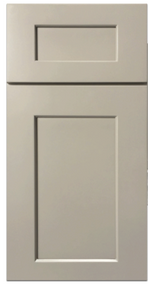 Stone Harbor Gray Cabinet Door Sample