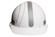 Liberty  Mohawk - Reflective Hard Hat -  Silver / On Sale