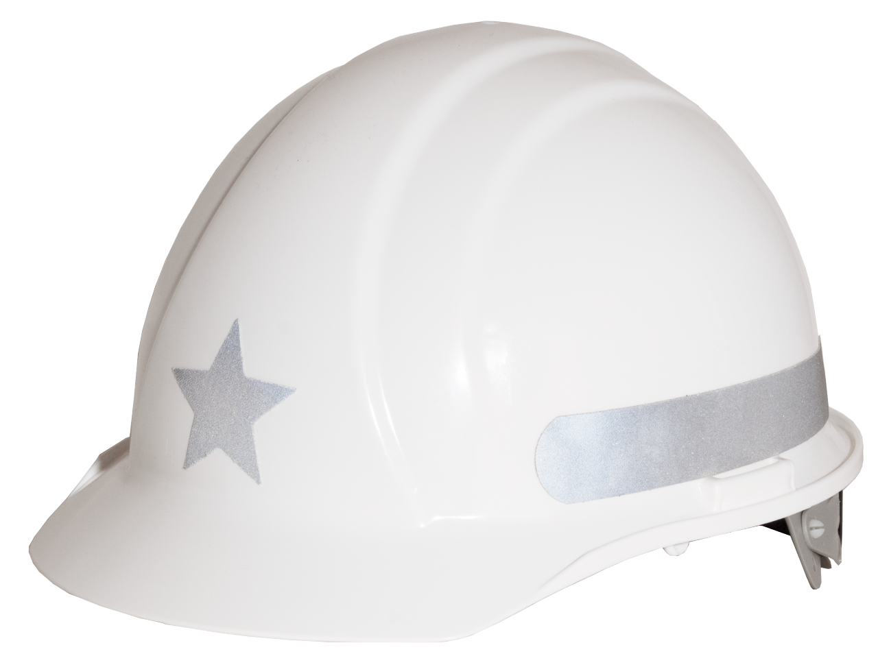 Liberty Star Hard Hat / Silver - On Sale