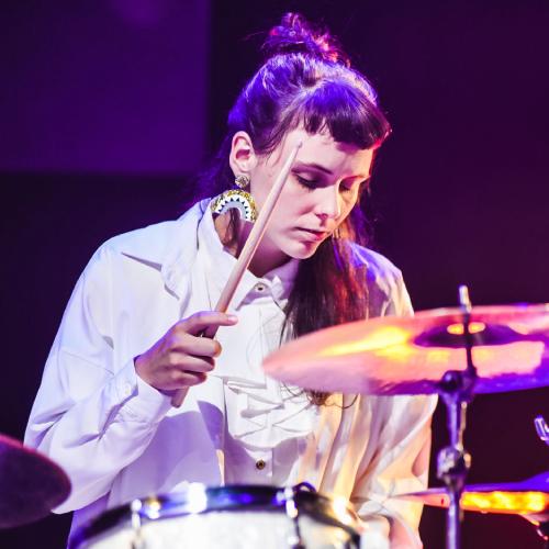 Alex Roper - Drums