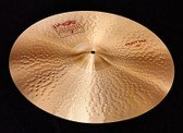 "Paiste 20"" 2002 Heavy Ride"