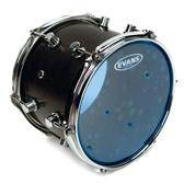 """Evans 12"""" Hydraulic Blue"""