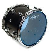 """Evans 14"""" Hydraulic Blue"""