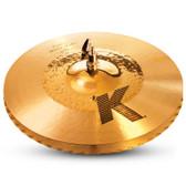 """Zildjian 14 1/4"""" K Custom Hybrid Hi Hats"""