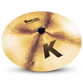 "Zildjian 19"" K Dark Thin Crash"