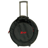 "Xtreme 22"" Cymbal Bag on Wheels"
