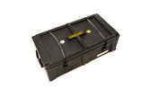 """Hardcase Standard 36"""" wide Hardware case w/ wheels"""