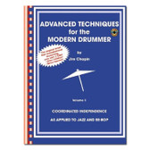 Advanced Techniques for the Modern Drummer - Jim Chapin (Book& 2 CD's)