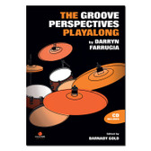 The Groove Perspectives Play-Along- Darryn Farrugia (Book & CD)