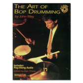 The Art of Bop Drumming- John Reiley (Book & CD)