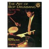 The Art of Bop Drumming- John Reiley (Book & CD)