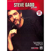 Up Close - Steve Gadd (Book & CD)