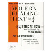 Modern Reading Text-  Louis Bellson & Gil Breines (Book Only)