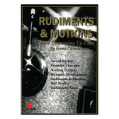 Rudiments & Motions- Frank Corniola (Book Only)