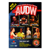 13th AUDW (Aust. Ultimate Drummer's Weekend) DOUBLE DVD