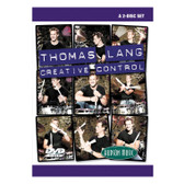 Thomas Lang - Creative Control (Double DVD)