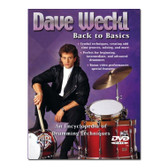 Dave Weckl - Back to Basics DVD
