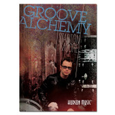Groove Alchemy - Stanton Moore Book and CD +  DVD