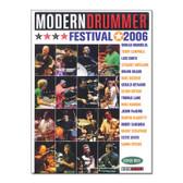 Modern Drummer Festival 2006 - 4 DVD DISC SET