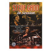 Steve Gadd -In Session  DVD