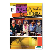 Steve Smith - The Art of Playing with Brushes - 3 DISC SET [ 2 x DVD & 1 CD]