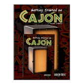 Getting Started on Cajon - Michael Wimberly  ( Book & DVD)