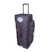 "Protection Racket 28"" Hardware Case With Wheels And Retractable Handle"