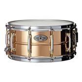 """Pearl 14 x 6.5"""" Sensitone Premium 'Phosphor Bronze' Snare Drum"""