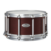 "Pearl 14 x 8"" African Mahogany 'Free Floating' Snare Drum"