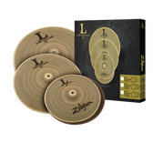 "Zildjian L80 - LV468 Low Volume Cymbal Pack (14"", 16"", 18"")"
