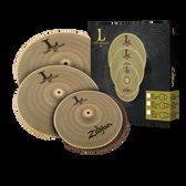 "Zildjian L80 Low Volume Cymbal Pack - 14/16/18"""