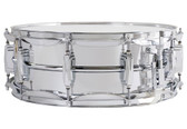 "Ludwig 14""x 5"" Supraphonic Snare Drum - 	Smooth Shell, Imperial Lugs"