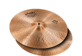 "Paiste 15"" 2002 Big Beat Hi Hats"