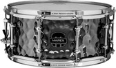 "Mapex Armory 14 x 6.5"" Hammered Steel Daisy Cutter Snare Drum"
