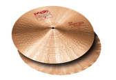 "Paiste 17"" 2002 Sound Edge Hi Hats"