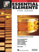 Essential Elements for Band - Book 2 (Book & CD)